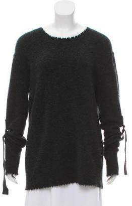 3.1 Phillip Lim Long Sleeve Crew Neck Sweater
