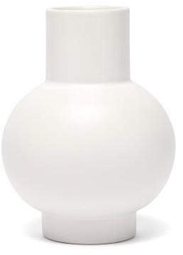 Raawii - Str0m Ceramic Vase - Grey