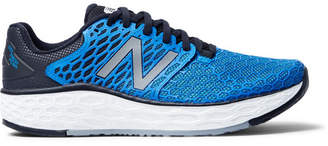 New Balance Fresh Foam Vongo V3 Rubber-Trimmed Mesh Running Sneakers