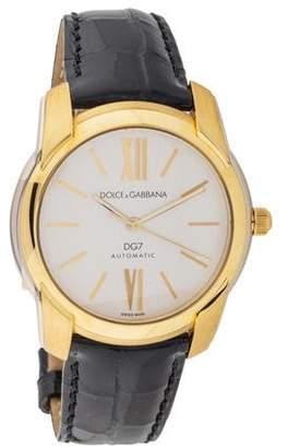 Dolce & Gabbana DG7 Watch