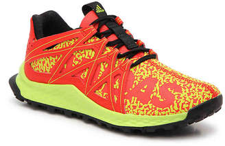 adidas Vigor Bounce Youth Running Shoe - Boy's