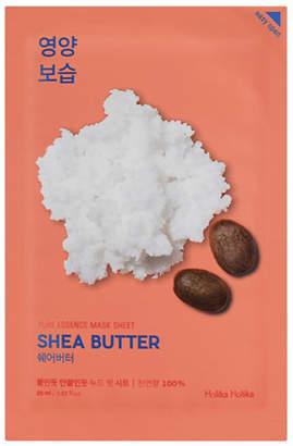 Butter Shoes HOLIKA HOLIKA Pure Essence Shea Mask Sheet