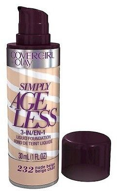 CoverGirl+ Olay Simply Ageless 3 -in -1 Foundation