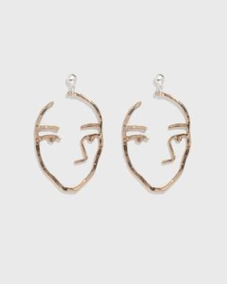 Open House Bronze Sister Earrings