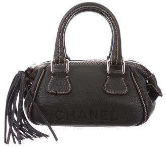 Chanel Small Lax Tassel Bag