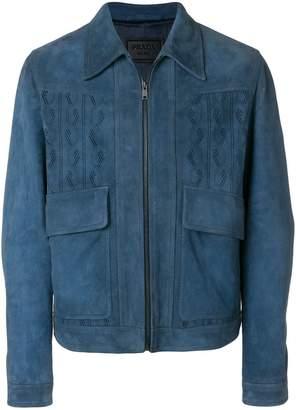 Prada zipped jacket