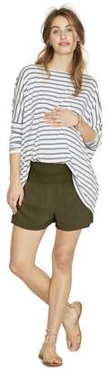 Hatch CollectionHatch The Easy Smocked Short