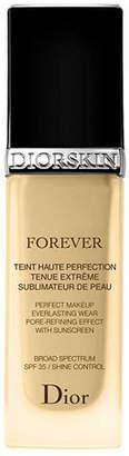 Christian Dior Diorskin Forever Fluid Foundation, 1.0 oz./ 30 mL