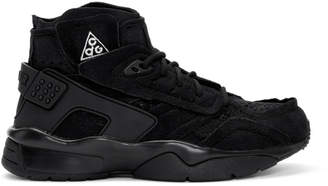Comme des Garcons Black Nike ACG Edition Air Mowabb Sneakers