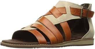 Caterpillar Women's Sunswept Gladiator Inspired Open Toe Sandal