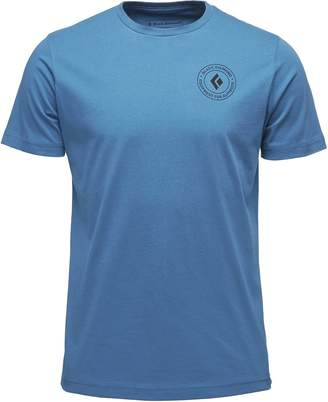 Black Diamond Circle Logo T-Shirt - Men's