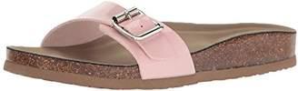 Madden-Girl Women's Baallot Flat Sandal