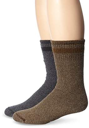 Wigwam Men's Super Boot 2-Pack Sock