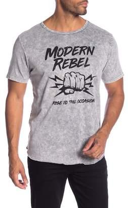 Kinetix Rebel Fist Graphic Tee