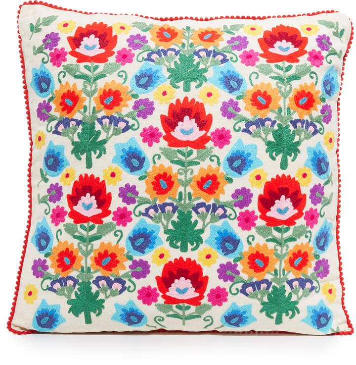 Gift Boutique Floral Pillow