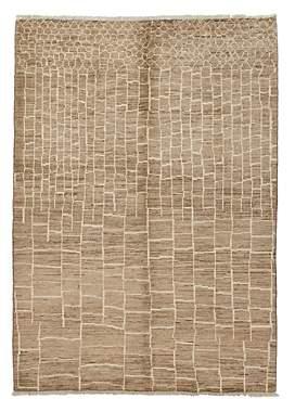 Moroccan Area Rug, 9' x 6'6