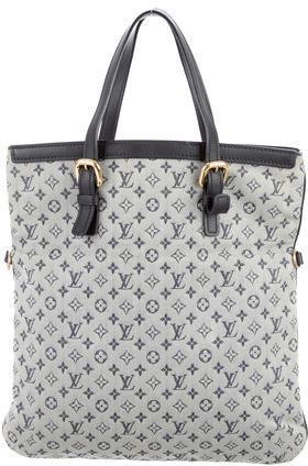 Louis VuittonLouis Vuitton Mini Lin Francoise Bag