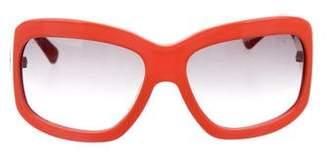 Givenchy Square Frame Sunglasses