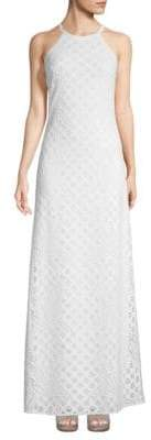 Lilly Pulitzer Pearl Lace Maxi Dress