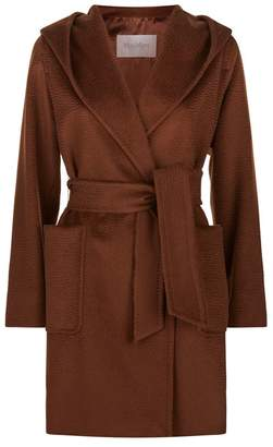 Max Mara Rialto Camel Coat