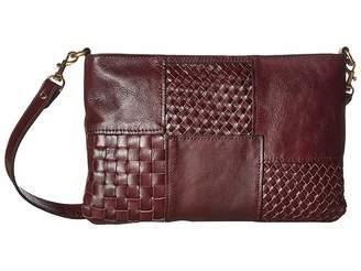 Patricia Nash Suvarelli Zip Top Crossbody Cross Body Handbags