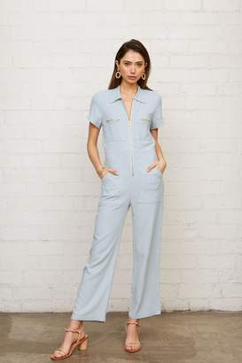 093dcbae361 Rachel Pally Linen Rocco Jumpsuit - Bluebell