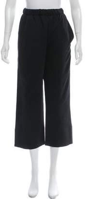 MM6 MAISON MARGIELA High-Rise Cropped Pants w/ Tags