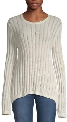 A.L.C. Miguel Lace-Up Sweater