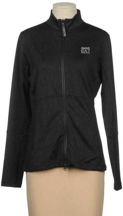 Emporio Armani REEBOK Zip sweatshirt