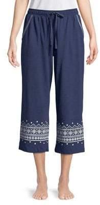 Karen Neuburger Print Pants