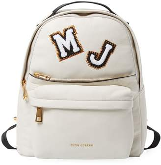 Marc Jacobs Women's Patch Leather Backpack