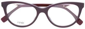 Cat Eye Fendi Eyewear optical glasses