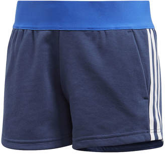 adidas 3 Knit Workout Shorts