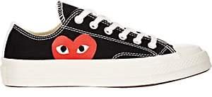 Comme des Garcons Women's Chuck Taylor 1970s Low-Top Sneakers - Black