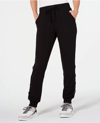 Ideology Lace-Up Joggers