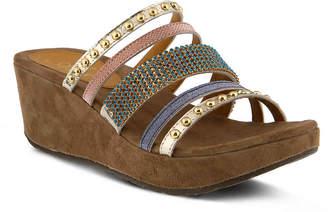 Azura Oletha Wedge Sandal - Women's