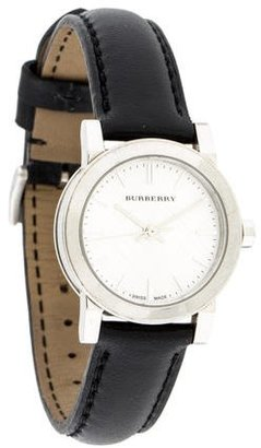 Burberry Watch $145 thestylecure.com