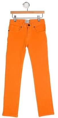 La Miniatura Boys' Five Pockets Straight-Leg Jeans w/ Tags