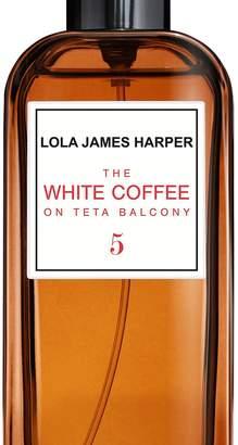 Lola James Harper The White Coffee on Teta Balcony room spray 50 ml