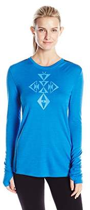 Pendleton Women's Ladies Baselayer L/s Crew Top