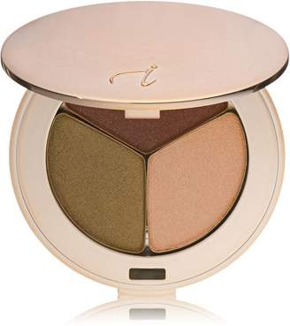 Jane Iredale PurePressed Eye Shadow Triple, Khaki Kraze