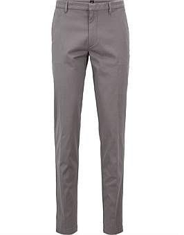 HUGO BOSS Slim-Fit Chinos In Lightly Structured Stretch Cotton