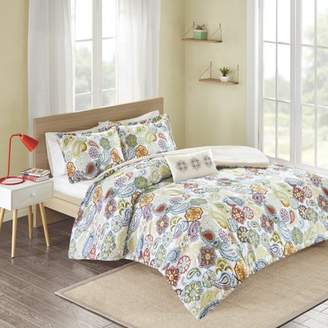Tula Home Essence Teen Ultra Soft Duvet Cover Bedding Set