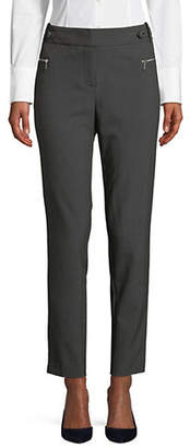 Calvin Klein Luxe Stretch Pants