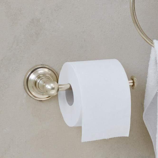 LOBERON Toilettenpapierhalter Pax