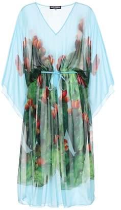 Dolce & Gabbana Exclusive to mytheresa.com – printed silk kaftan