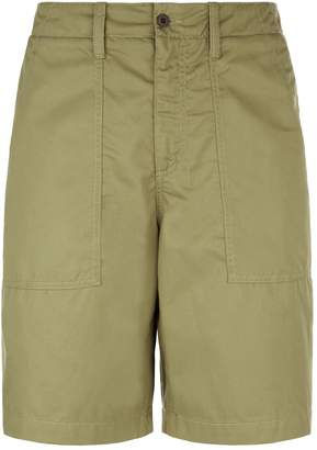 Our Legacy Army Twill Shorts