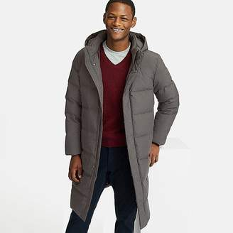 Uniqlo Men's Seamless Down Long Coat