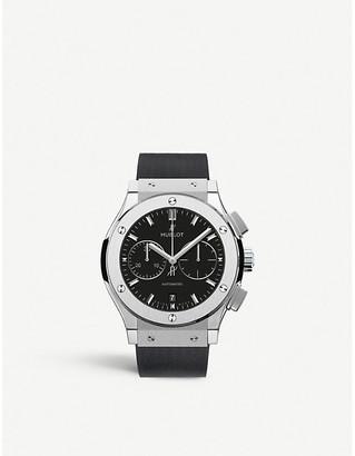 Hublot 521.nx.1170.rx classic fustion titanium watch