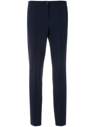 Cambio tailored fitted trousers